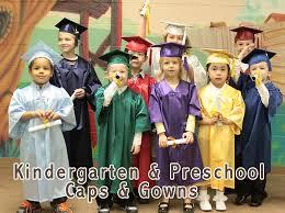 kindergarten cap and gown welcome to oak cap gown