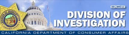 bureau of consumer affairs the doi page the california department of consumer affairs