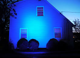 blue outdoor lights on outdoor led lighting cool lowes outdoor