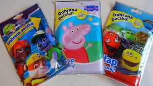 paw patrol chuggington peppa pig coloring book stickers