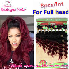 crochet black weave hair full head black blonde brazilian kinky curly human hair water