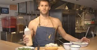 le chef en cuisine model chef franco noriega might found the