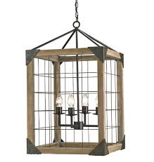 Lantern Chandelier For Dining Room by Eufaula Lantern Currey And Company