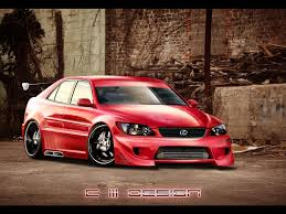 slammed lexus is300 71 entries in lexus is 300 wallpapers group