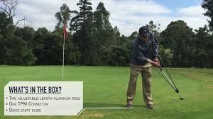 gadget guy true pendulum motion putting aid golf com youtube