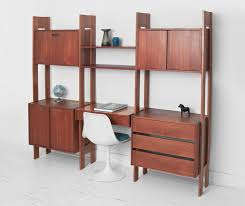 Wall Unit Images 37 Best Mid Century Wall Units Images On Pinterest Mid Century