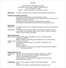 Download Free Resume Templates For Microsoft Word Resume Templates On Microsoft Word Microsoft Word Resume Template