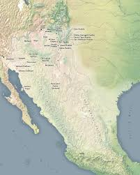 Map Of Sw Usa by Southwest Infinity Of Nations Art And History In The