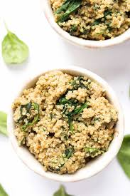 quinoa mac and cheese with spinach simply quinoa