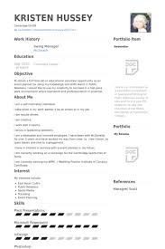 Sample Event Manager Resume by Swing Manager Resume Samples Visualcv Resume Samples Database