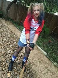 Harley Quinn Halloween Costume Diy Diy Harley Quinn Costume Halloween Halloween