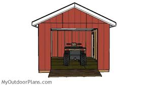 How To Build A Storage Shed Ramp by Atv Shed Ramp Plans Myoutdoorplans Free Woodworking Plans And