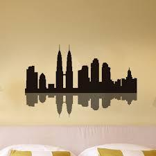 graffiti city graffiti sample twin tower bedroom wall