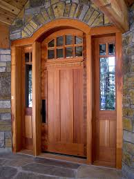 hints on buying craftsman style entry doors interior exterior