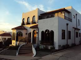 spanish revival san diego vintage homes