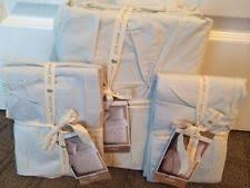 Organic Cotton Pintuck Duvet Cover Shams West Elm Pintuck Bedding Ebay