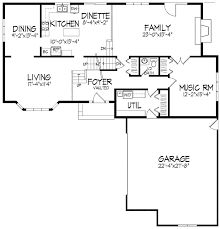 bc floor plans contemporary style house plan 3 beds 2 5 baths 2309 sq ft plan