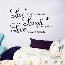 aliexpress com buy sales promotion proverbs live love laugh