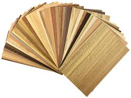 Veneer Variety Pack 20 Sq Ft Wood Veneers Amazon Com