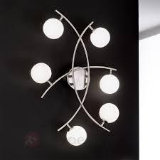 Wohnzimmerlampe 5 Flammig Außergewöhnliche Deckenleuchte Pelota 6 Flammig Kaufen