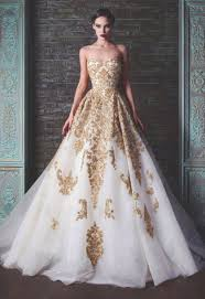 gold wedding dresses white gold wedding dresses pictures ideas guide to buying
