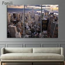 print plus posters promotion shop for promotional print plus 3 panel framed printed brooklyn manhattan new york painting children s room decor print poster picture canvas egyptian decor