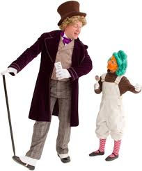 oompa loompa costume willy wonka and the chocolate factory the musical costume rentals