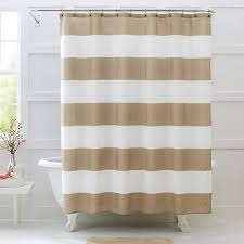 Better Homes And Gardens Bathroom Accessories Walmart Com by Better Homes And Gardens Porter Stripe Fabric Shower Curtain
