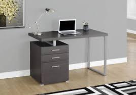 Monarch Computer Desk Monarch Specialities Computer Desk 48 L Grey Left Or Right