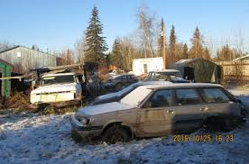 junkyard car quotes with borough backing will fairbanks finally clean up unsanctioned