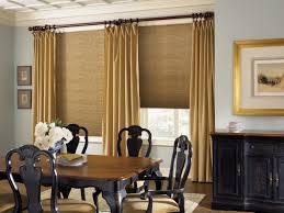 dining room drapery ideas curtain a luxurious dining room curtain ideas in a minimalist
