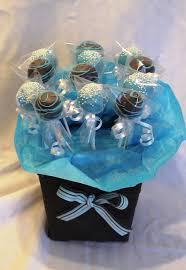 get well soon cake pops blue brown cake pops cakecentral