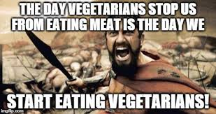 Memes Vegetarian - i m not really a cannibal this is a meme imgflip
