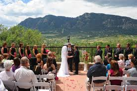 colorado springs wedding venues weddings colorado springs vacation tourism information