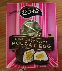 lea cuisine my reviews darrell lea nougat egg chocolate hit