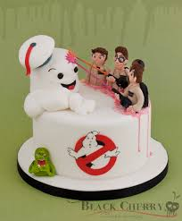 Halloween Themed Wedding Cakes Ghostbusters Cake Cake Ghostbusters Cake And Halloween Menu