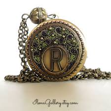 personalized locket necklace shop monogram locket necklace on wanelo