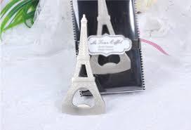 bottle opener favors eiffel tower bottle opener themed wedding favors ewfh003 as