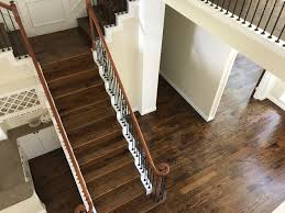 Staircase Laminate Flooring Installing Quality Hardwood Flooring U0026 Stairs In Plano Tx Gc