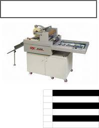 gbc binding machines 620os pdf user u0027s manual free download u0026 preview