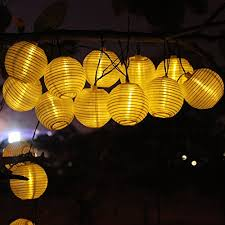 lantern solar string lights innoo tech outdoor globe lights 14 4