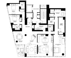 elm floor plans chicago il luxury condos south trump tower plan