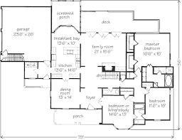 Southern Living House Plans With Basements Peachtree Cottage John Tee Architect Southern Living House
