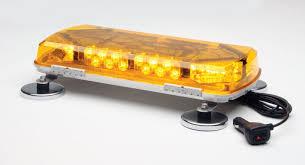 warning light bar amber century series led mini lightbars with aluminum base whelen