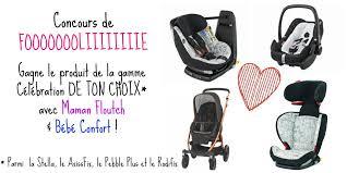 siège auto pebble bébé confort concours gagnes ta poussette ou ton siège auto avec bébé confort