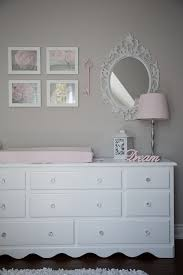 Grey And White Wall Decor Best 25 Nursery Mirror Ideas On Pinterest Baby Nursery