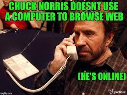Cus Memes - chuck norris phone memes imgflip