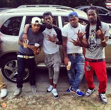 rich homie quan in the air jordan 11 low concord famous people