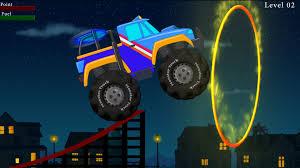 monster truck game play monster truck destroyer