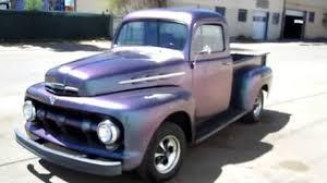 Classic Ford Truck Frames - 1951 ford f 1 truck custom frame off restored w v8 youtube